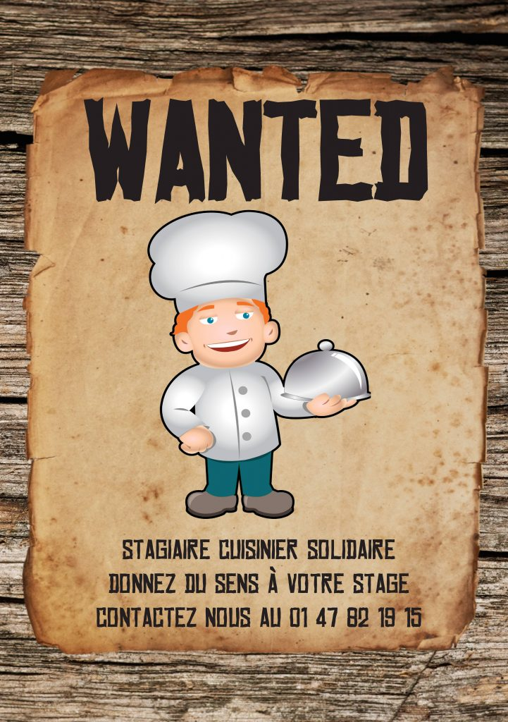 STAGE CUISINE H/F